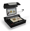 Zeutschel OS 16000, chrome Book Scanners Released to US and Canadian Markets