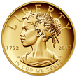 Department of the Treasury Officials Join United States Mint for Unveiling of 2017 American Liberty 225th Anniversary Gold Coin