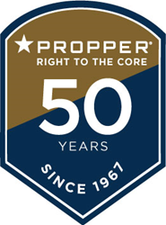 Propper's 50th Badge