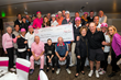 Morgan Pressel, LPGA Icons, and St. Andrews Boca Raton hit a record breaking decade of Raising Funds for Breast Cancer Research