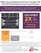 Principled Technologies releases report: Make strong database performance stronger with Dell EMC PowerEdge and Samsung AutoCache