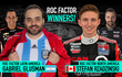 ROC Factor Winners Rzadzinski and Glusman to Compete in Miami's ROC Nations Cup