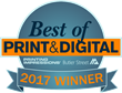 Winner Best of Print and Digital 2017