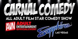 Sapphire Comedy Hour / AVN / Carnal Comedy