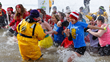 Special Olympics Indiana Polar Plunge
