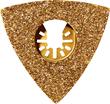 Sonicrafter Triangular Carbide Grit Rasp Blade