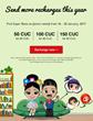 HablaCuba.com Offers Up to 90 CUC Bonus for Cubacel Recharges + 20 CUC as a Prize