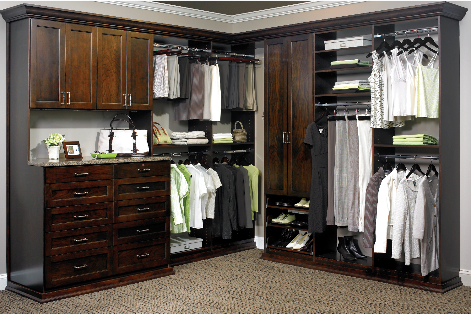 Rochester Ny Kitchen Bath Remodeler Expands With Custom Closets Line
