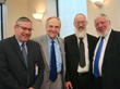 Calvary Helps Educate Community Rabbis