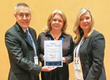 Corporate Living Receives Paragon Supplier Partner Award