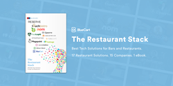 The 2017 Restaurant Stack: Best Tech Solutions for Restaurants and Bars