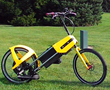 Step Up Bike Electric Hybrid