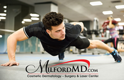 More men are opting for cosmetic surgery at MilfordMD.com.
