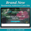 Large Florida Addiction Treatment Center Launches New Brand, Website