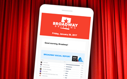 Broadway Briefing Social Media Report Powered By Rival IQ