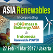 Asia Renewables Summit Underpins Region's Biomass, Biogas Prospects & Indonesia's Renewable Energy Roadmap