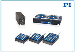 NEW Magnetic direct drive stages & controller