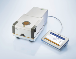 To improve processing and ensure SOPs are followed, METTLER TOLEDO has added enhanced user-rights assignment capabilities to the firmware embedded on its Excellence Moisture Analyzers HX204 and HS153