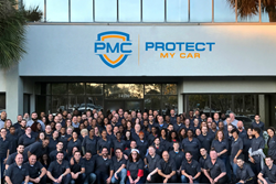 Protect My Car Team Photo