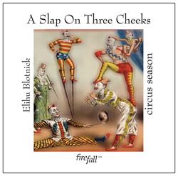9781939434500 - A Slap on Three Cheeks cover
