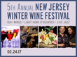 New York Wine Events to Present its 5th Annual New Jersey Winter Wine Festival Friday, February 24 at the Hilton Short Hills.
