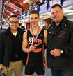 Freshman Phenom Jackson Thorne Wins League Championship in New York Section 1 League 3A Varsity Finals
