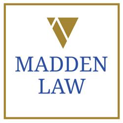 Madden Law logo