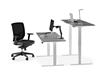 BDI Centro Sit Stand Desk