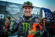 Monster Energy's Tucker Hibbert will compete in Snowmobile SnoCross at X Games Aspen 2017