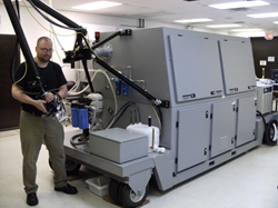 LSP Technologies' Laser Bond Inspection System