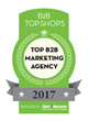Bayshore Solutions Named a 2017 B2B Top Shop for a Third Consecutive Year