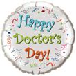 Happy doctors' Day Balloon