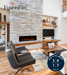 Introducing the FusionFire™ Steam Fireplace; Modern Flames is Revolutionizing the Fireplace, Again