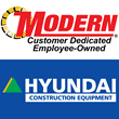 Modern Equipment & Supply Named One of Hyundai Construction's Top Dealers Of 2016