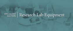 Research and Molecular Lab equipment sale!