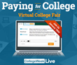 "CollegeWeekLive Announces Upcoming ""Paying for College"" Virtual Fair"
