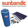 Sun Bandit's patented, OG-300-certified hybrid water heating and storage systems can provide a lower cost of entry for homeowners interested in going solar.