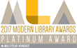 For Second Year in a Row, Recorded Books' Partner Transparent Language Receives Platinum in 2017 Modern Library Awards from LibraryWorks