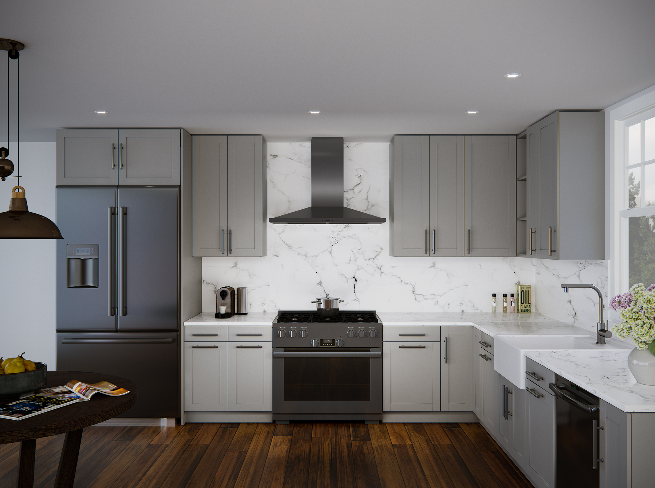 Zephyr Introduces Industry First Black Stainless Steel