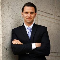 Maryland divorce attorney Brandon Bernstein