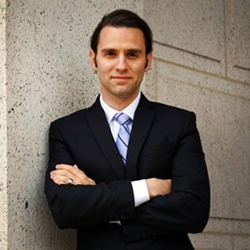 Maryland divorce attorney Brandon Bernstein