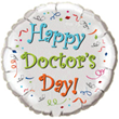 Happy doctors' Day Balloon
