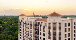 Residences from 1 to 5 bedrooms, centrally located in the heart of Coral Gables.
