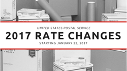 Shweiki Media Printing Company, printing, publishing, USPS, postal rate changes, shipping, shipping rates, 2017
