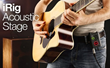 IK Multimedia Announces iRig Acoustic Stage - the Revolutionary Digital Microphone System for Acoustic Guitar
