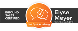 HubSpot Sales Certified