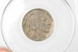 1937-D Three Legged Buffalo Nickel, Estimated at $400-500.