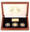 1992 Gold Flamingo Bahamas Coin Set, Estimated at $600-1,000.