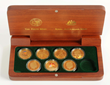 2000 Sydney Olympic Gold Proof Set, Estimated at $4,000-5,000.