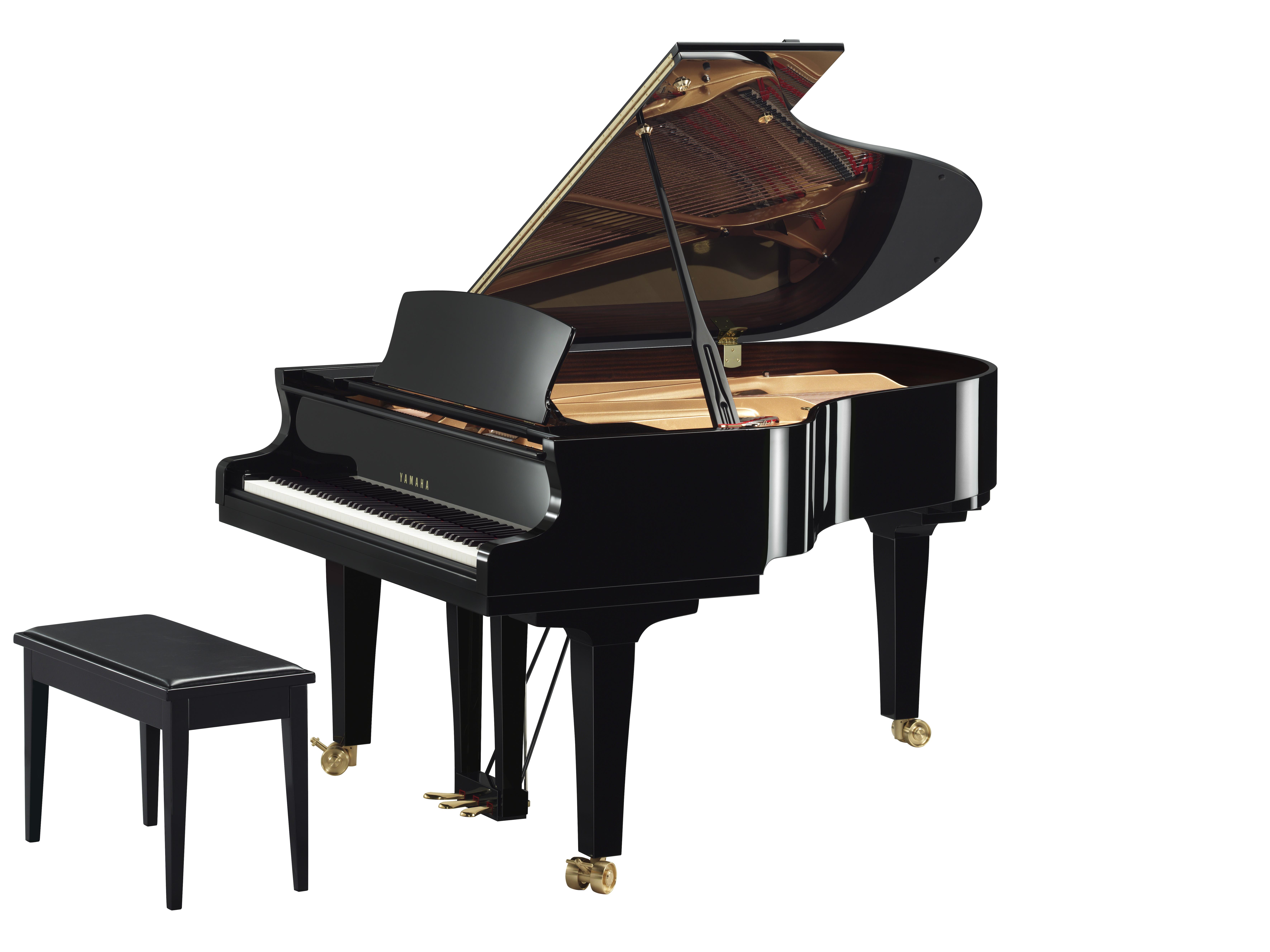 Yamaha sx series premium pianos incorporate a r e for Yamaha series a